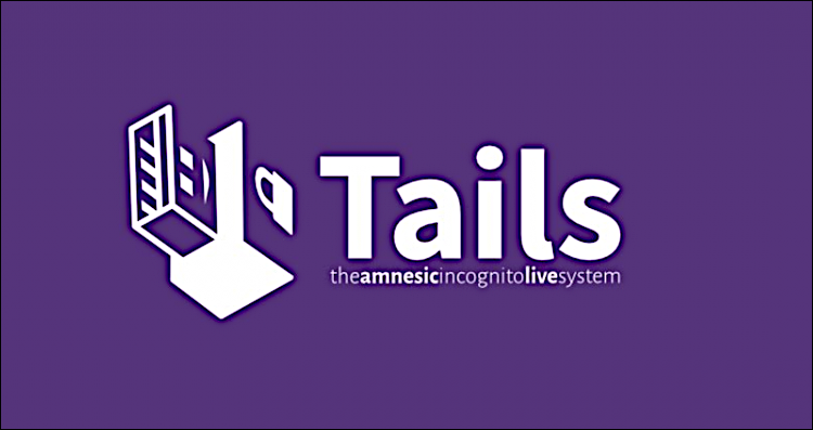 Логотип Tails